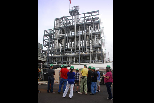 Pacific Biodiesel Production Facility