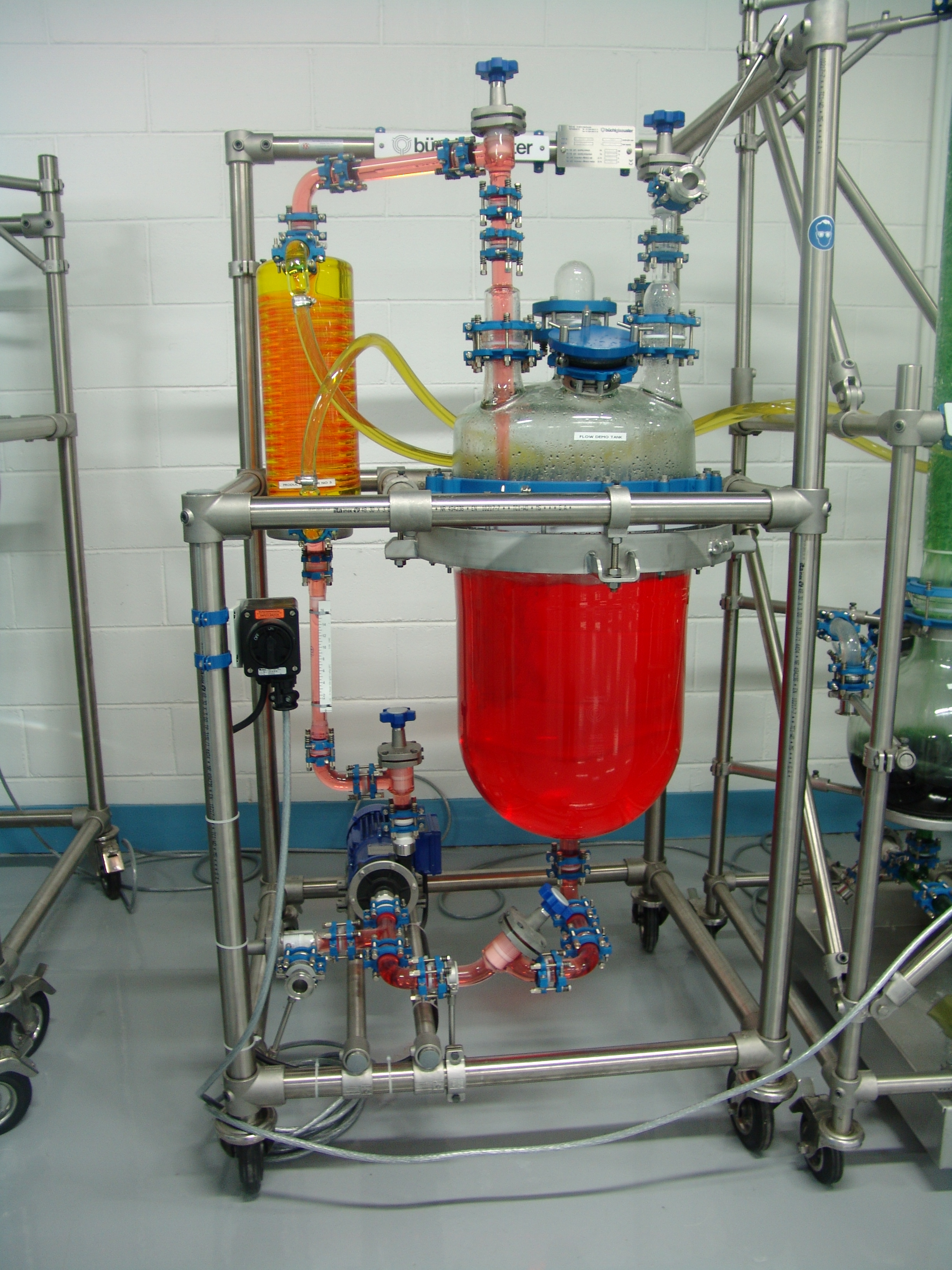 College Laboratory Biodiesel Production